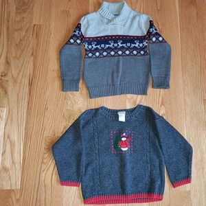 3 for $25 ❤ 2 sweaters / 1 24mo & 1 4T